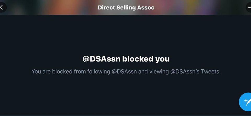 DSA fueling affinity fraud