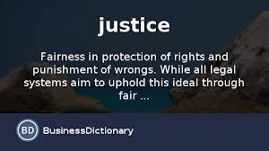 justice claim